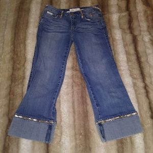 Size 7 BabyPhat Jeans